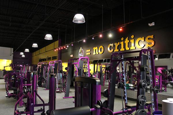 Planet Fitness is biggest on the IHRSA scale for members and revenue