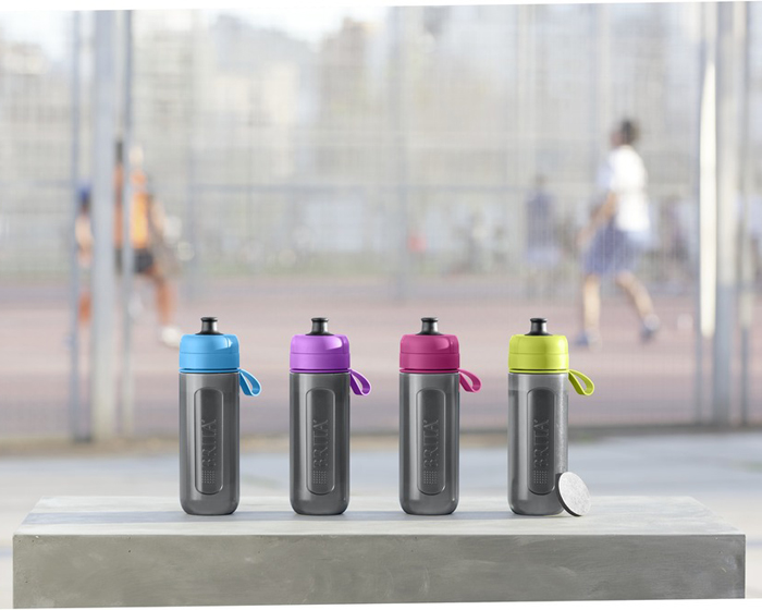 Green bottles: Brita launches environmentally-friendly water bottles