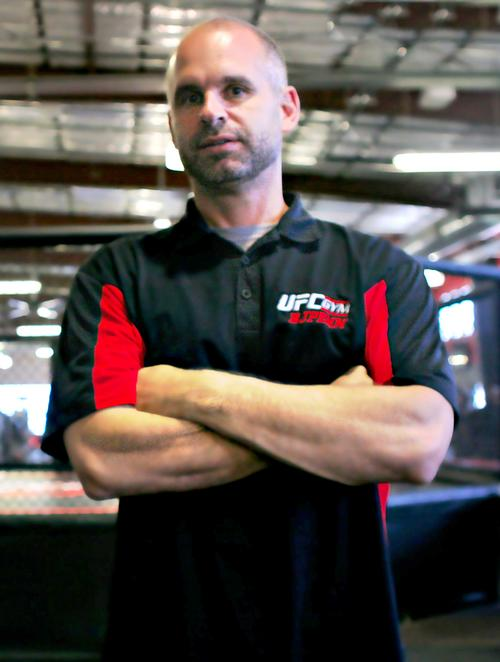 Adam Sedlack is the new president of UFC Gyms' corporate division