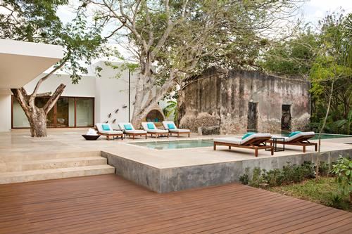 Operated by Hamak Hotels, The Chablé Resort is set to open next month in Chochola, Yucatan