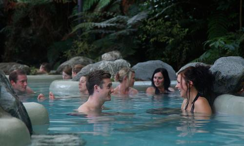 Maori tribe reveals hot pools and spa plans in Queenstown