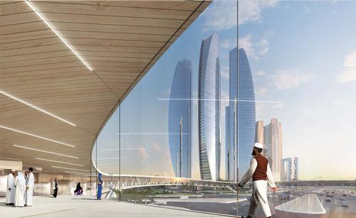 Hyperloop One are focusing their energies on creating a futuristic passenger service / Hyperloop One