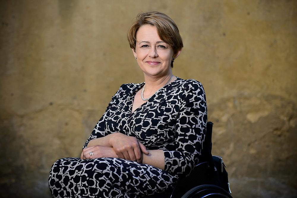 Tanni Grey-Thompson lambasted the UK's inactivity levels in her speech at today's ukactive National Summit