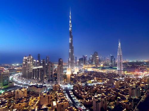 Downtown Dubai is Emaar's flagship development and is home to the Burj Khalifa / Emaar