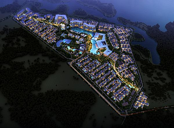 Q'in will include 1,000 homes