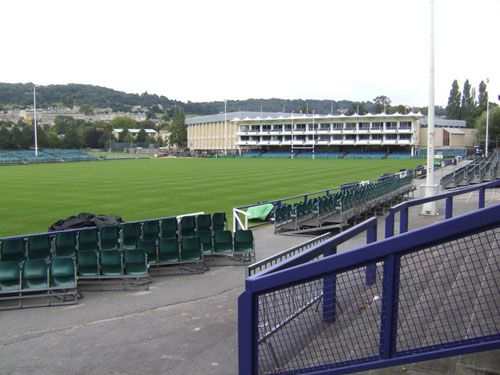 The new proposals aim to enable Bath Rugby to expand its stadium