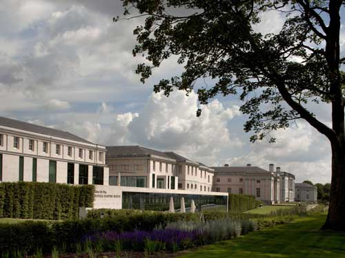 The National Maritime Museum has unveiled its new GBP35m wing