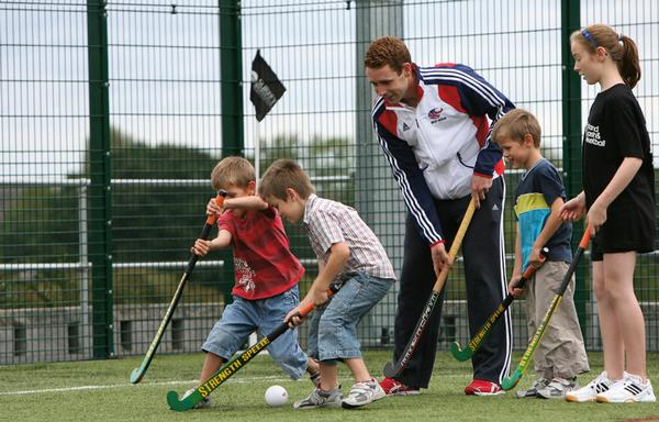 England Hockey's team of 'Hockey Makers' lies at the core of making the Hockey Nation  initiative a success