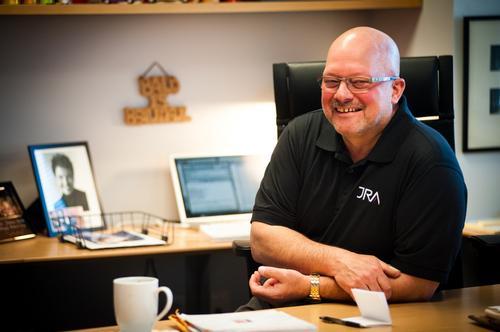 Keith James, Jack Rouse Associates CEO