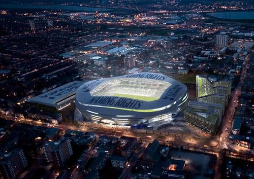 High court challenge of Spurs' stadium plans means club may spend season away from home