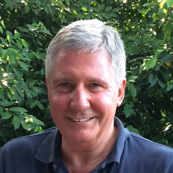David Hughes, managing director