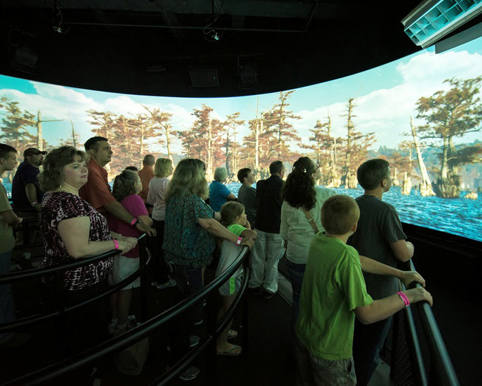 Tennessee discovery centre benefits from Electrosonic AV