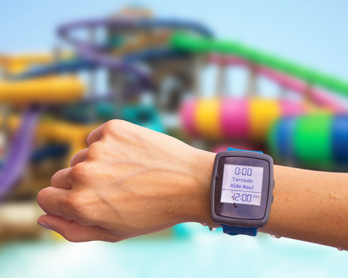 Accesso reveals enhanced waterpark queuing solution