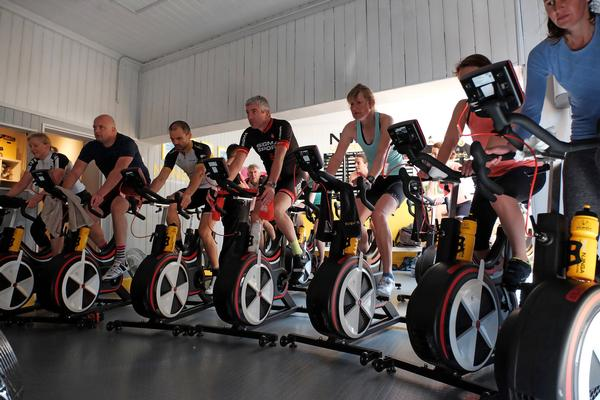 Njinga Cycling offers a Wattbike performance lab for training and testing