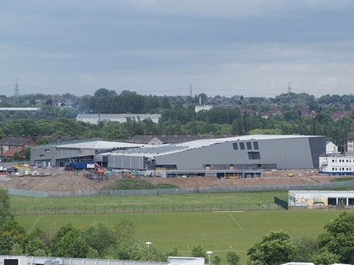 New Knowsley venue to open in September