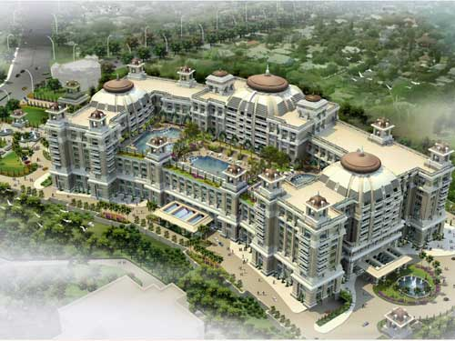 ITC Grand Chola is scheduled to open in Chennai 'early next year'