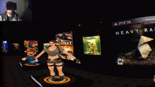 Free-to-use virtual reality gaming museum launches on Oculus Rift