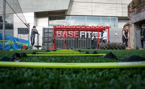 BaseFit is very much in-step with the growing trend towards extreme fitness propositions