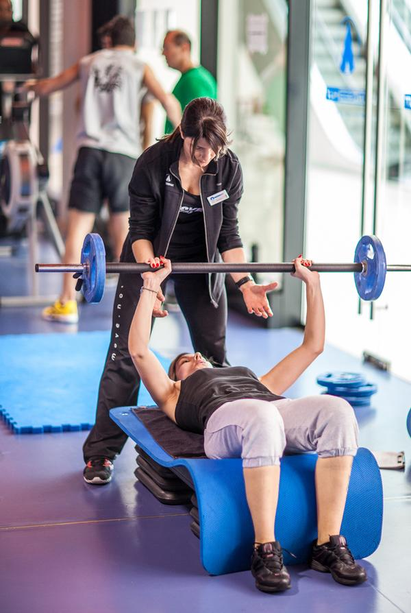 There are 400 personal trainers across the 26 clubs