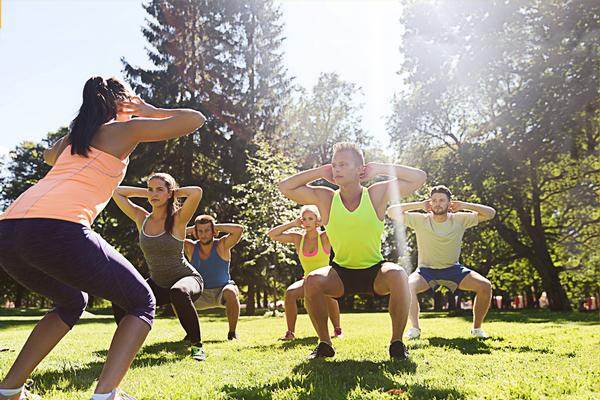 The UK's 'army' of group exercise instructors: Making a difference to the health of the nation