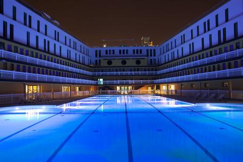 Clarins Spa at exclusive Parisian lido and health club Molitor now open