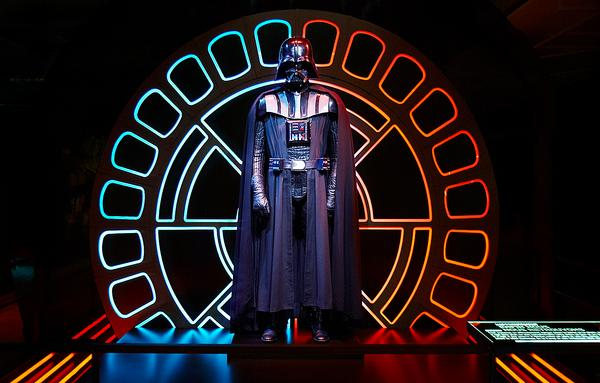 Star Wars Identities takes visitors on an interactive adventure