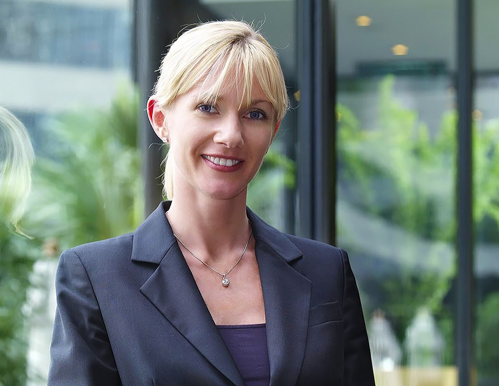 Hyatt Spas' Niamh O'Connell takes up new role in Hong Kong