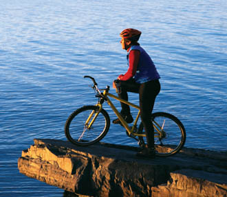 Ontario government promotes public fitness
