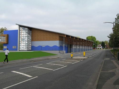 Willmott Dixon to build new Tipton facility