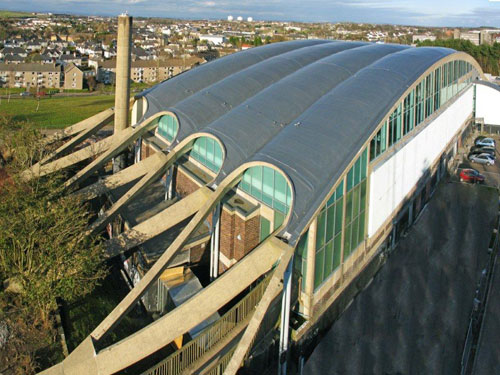 £7m Dollan Aqua Centre revamp completed