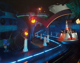 Jaya Ancol adds Martian ride