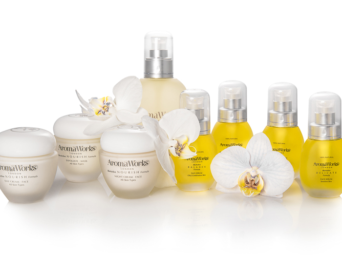 AromaWorks expands luxury skincare range