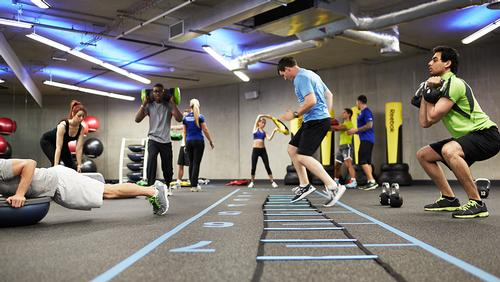As part of the new ethos, the gym floor has been expanded to accommodate a brand new 230sq m (2,476sq ft) functional training floor with upgraded equipment