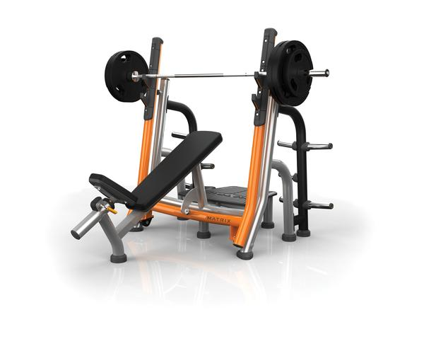 New Magnum free weights from Matrix