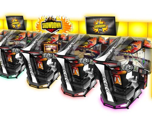 Get the lowdown on Showdown at Sega's EAG stand