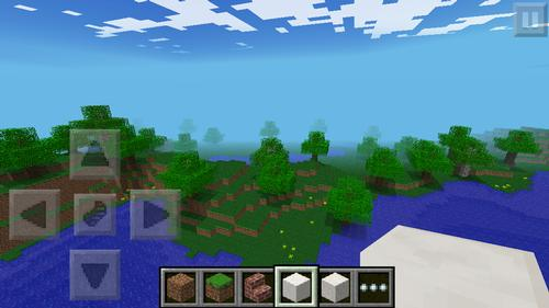In the video game, players place blocks and create 3D worlds / Mojang AB