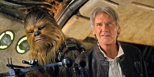 The new Star Wars film will open in December 2015 / Disney
