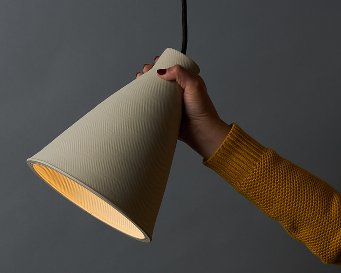 Tom Fereday Designs launches 3D printed light