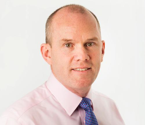 Nuffield Health chief financial officer Greg Hyatt has overseen the investment deal