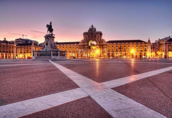 Praça-do-Comércio – this is the second time the city has hosted IHRSA