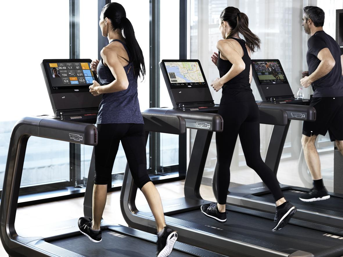 The virtual coach will be native to Technogym's MyWellness platform