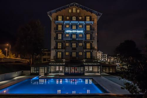 Hotel Mont-Blanc launches spa
