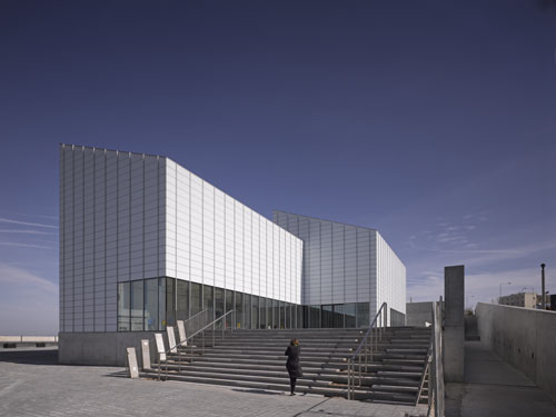 David Chipperfield was behind the design of Turner Contemporary