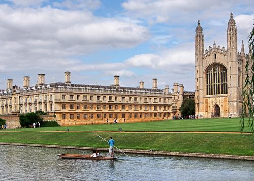 Cambridge, UK, to become 'living museum' for special event