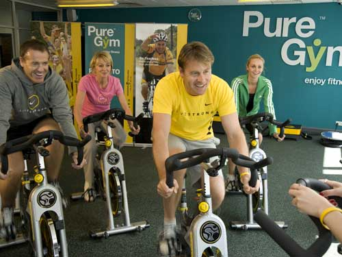 £9m to back Pure Gym expansion plans