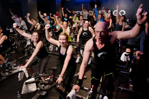 Indoor cycling studio Cyclebeat makes London debut