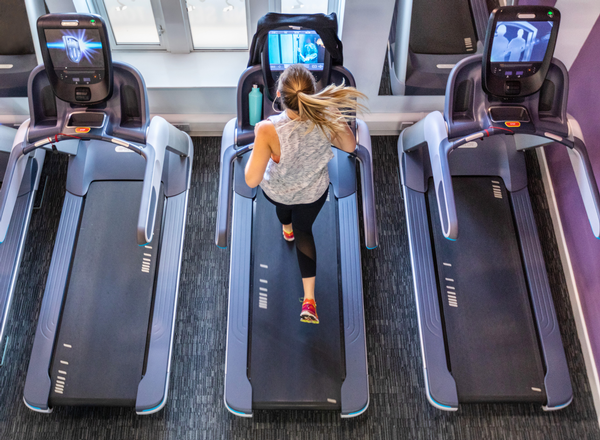 Precor has a global agreement with Anytime Fitness to supply its clubs in 32 countries