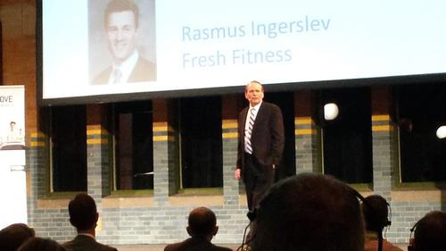 IHRSA 2014: CEO Joe Moore hails industry ALS campaign