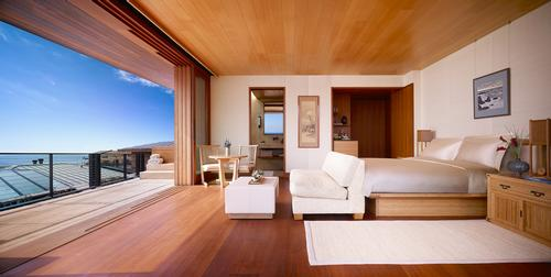 Nobu plans to open many properties in its Ryokan Collection / Barbara Kent