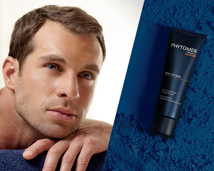 Phytomer launches AGE OPTIMAL concentrate for men